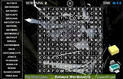 Batman - Gaseste Cuvintele