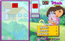 Dora Tetris