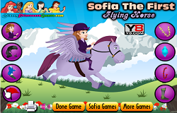 Sofia si Calul Zburator