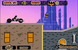 Cursa cu Batman