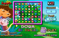 Dora Bejeweled