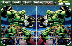 Hulk Cauta Diferentele