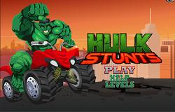 Cascadorii cu Hulk