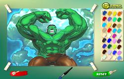 Hulk de Colorat