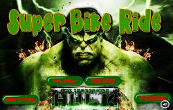 Hulk cu Motocicleta