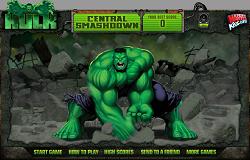 Hulk Distruge Robotii