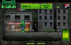 Hulk vs Roboti