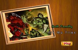Familia Hulk