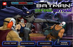 Batman Apara Orasul