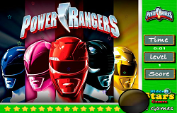 Power Rangers Stele Ascunse