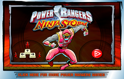 Ninja Power Rangers