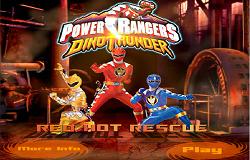 Misiunea Power Rangers