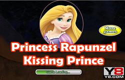 Rapunzel Saruta Printul