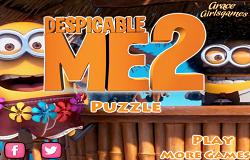 Puzzle Despicable Me 2