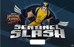 Wolverine Vs Santinele