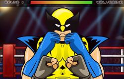 Box cu Wolverine