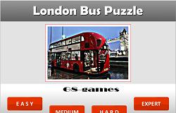 Autobuze Englezesti Puzzle