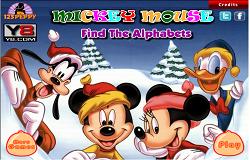 Mickey - Litere Ascunse