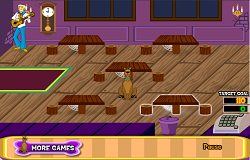 Restaurantul lui Scooby Doo