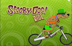 Scooby Doo cu Bicicleta