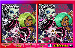 Monster High Diferente