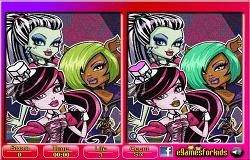 Monster High Diferente