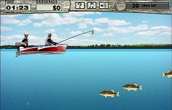 Pescuit din Barca