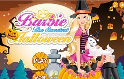 Barbie de Halloween