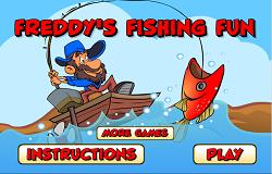 Pescuit cu Freddy
