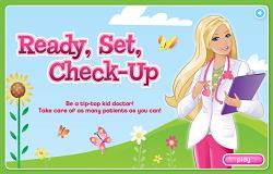Barbie Doctorul de Copii