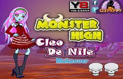 Cleo De Nile Machiaj