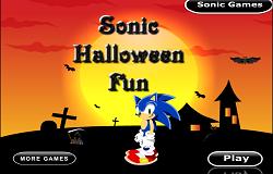 Sonic de Halloween