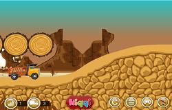 Camionul din Desert