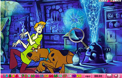 Scooby si Numerele Ascunse