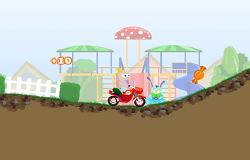 Bebelusul cu Motocicleta