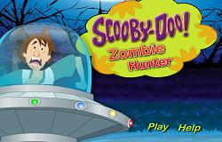 Scooby Doo Vanatorul de Zombie