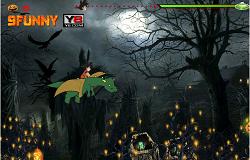 Dragon Ball de Halloween