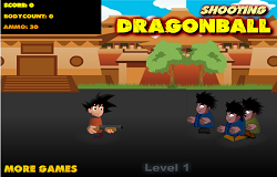 Impuscaturi cu Dragon Ball
