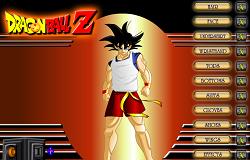 Imbraca-l pe Goku
