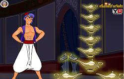 Imbraca-l pe Aladdin