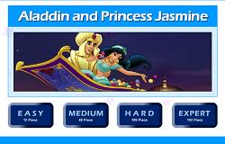 Aladdin si Jasmine