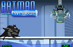 Batman Vs Freeze