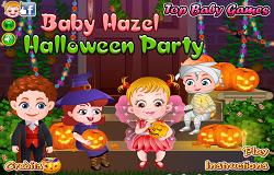 Hazel De Halloween