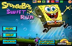 Alergari cu SpongeBob