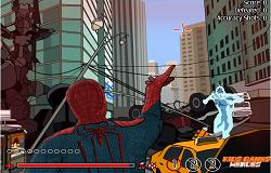 Spiderman Salveaza Orasul