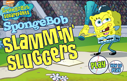 Baseball cu Spongebob