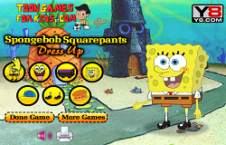 Imbraca-l pe Spongebob