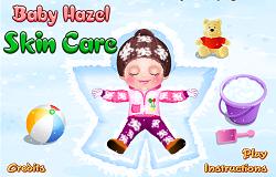 Bebelusii Hazel Iarna