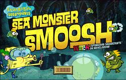 Spongebob si Monstrii Marini