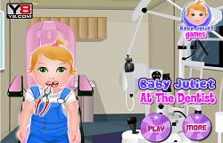 Bebelusa Juliet la Dentist